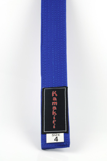 Karate Band Blauw